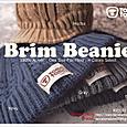 2011年12月Brim Beanie